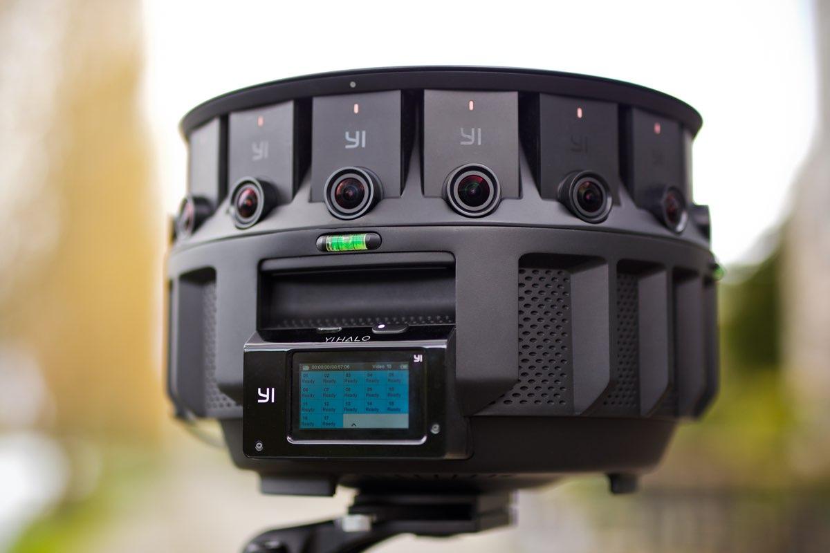 YI HALO: A nova câmara da Google para filmar a 360º