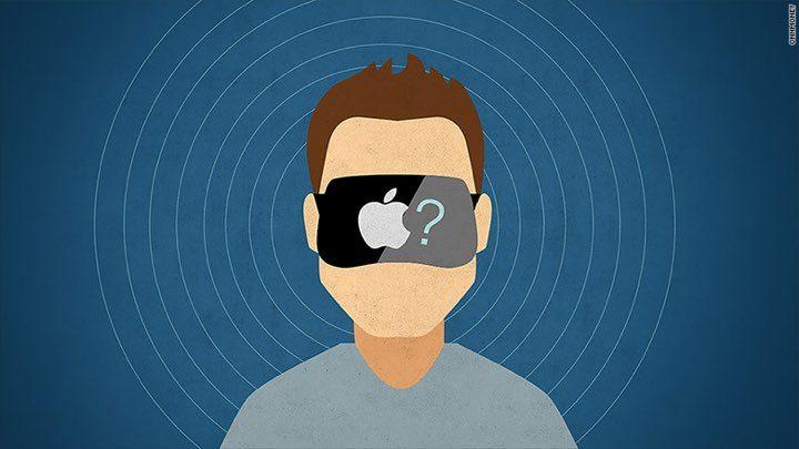 realidade virtual Apple