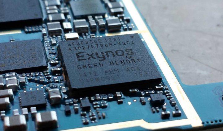 exynos - SoC Samsung 10nm LPP