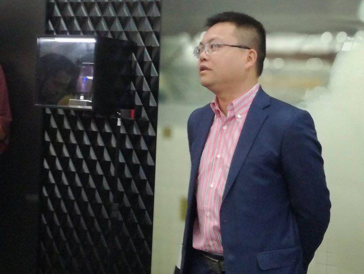 Huawei Michael Mao
