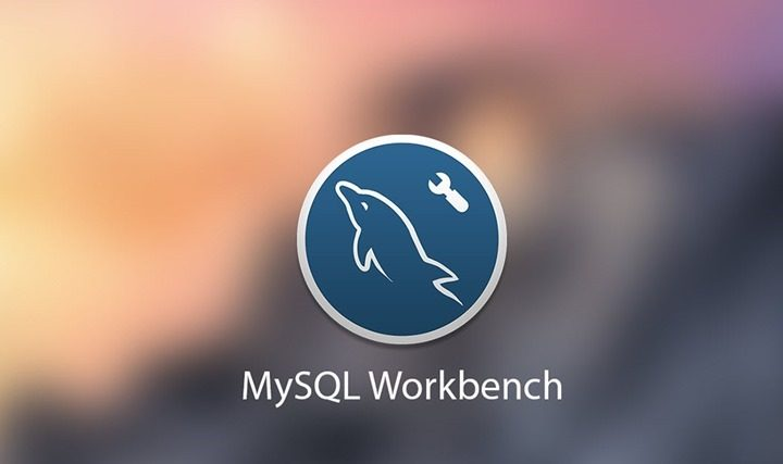 Logotipo MySQL Workbench