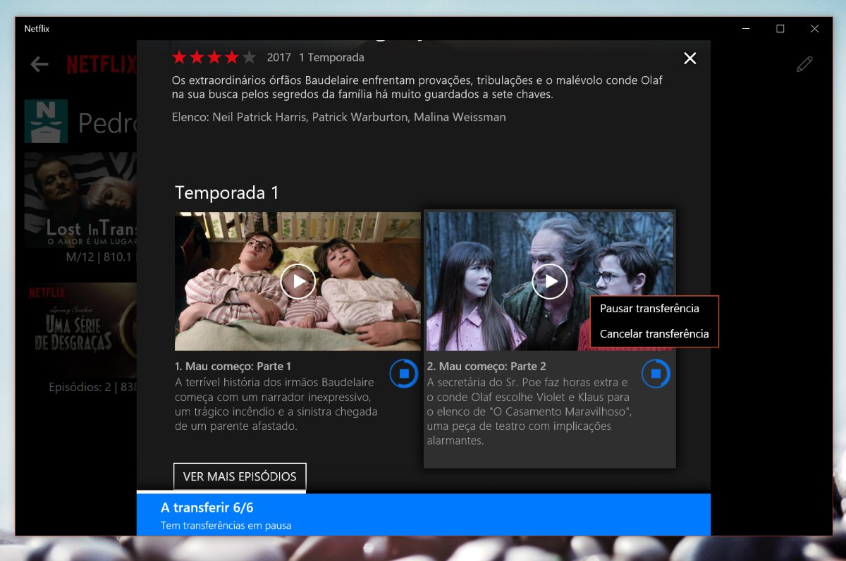 how to download on netflix windows 10