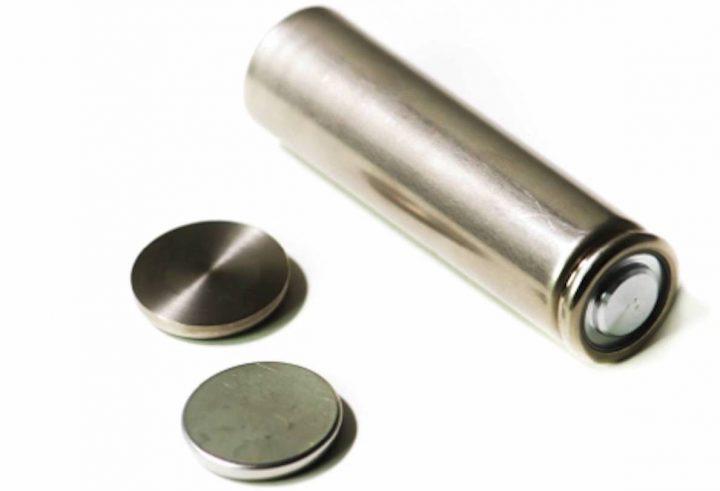 Bateria de zinco