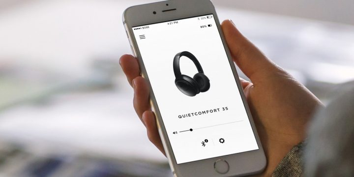 App Bose Connect para iOS