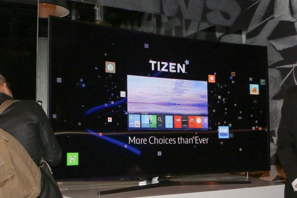 Tizen SmartTV