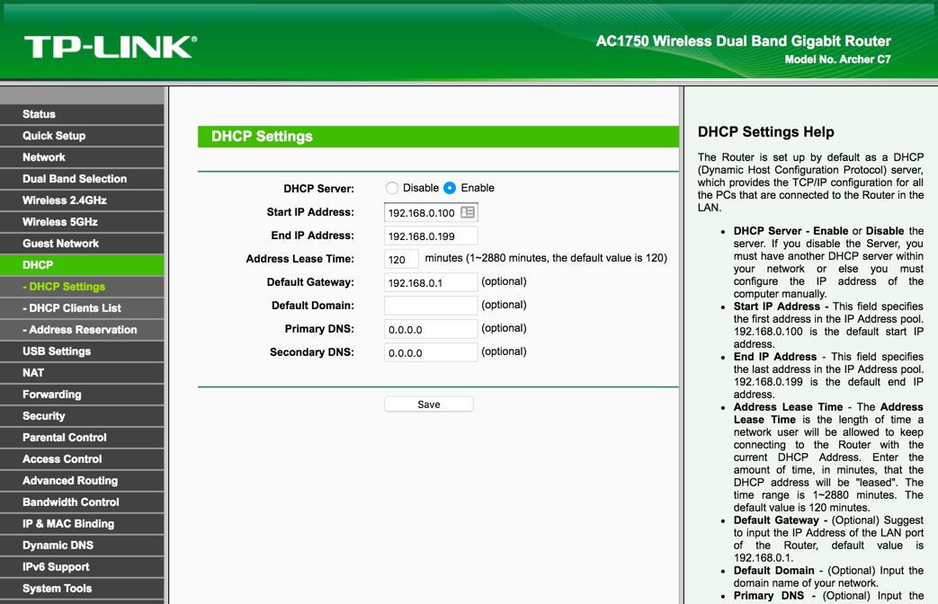 TP-Link Archer C7: É este o router que precisa?