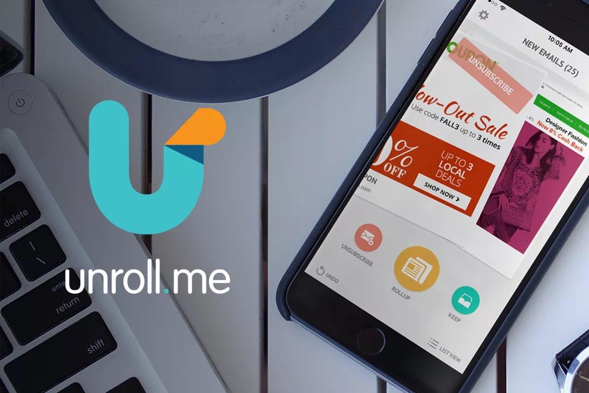 Unroll.me andou a vender dados dos seus utilizadores à Uber