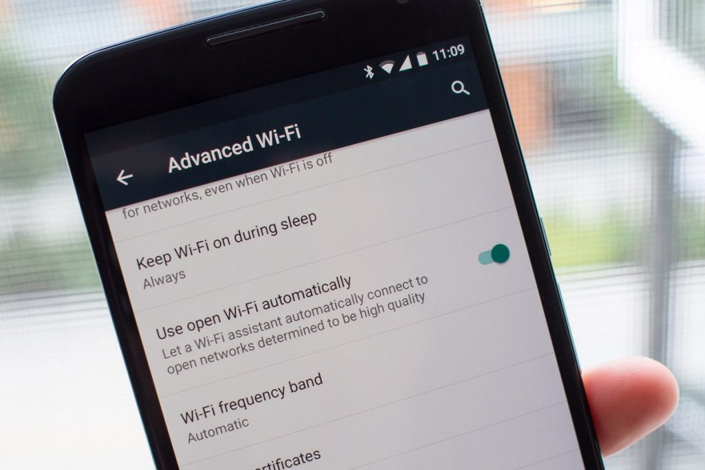 Wi-Fi Android