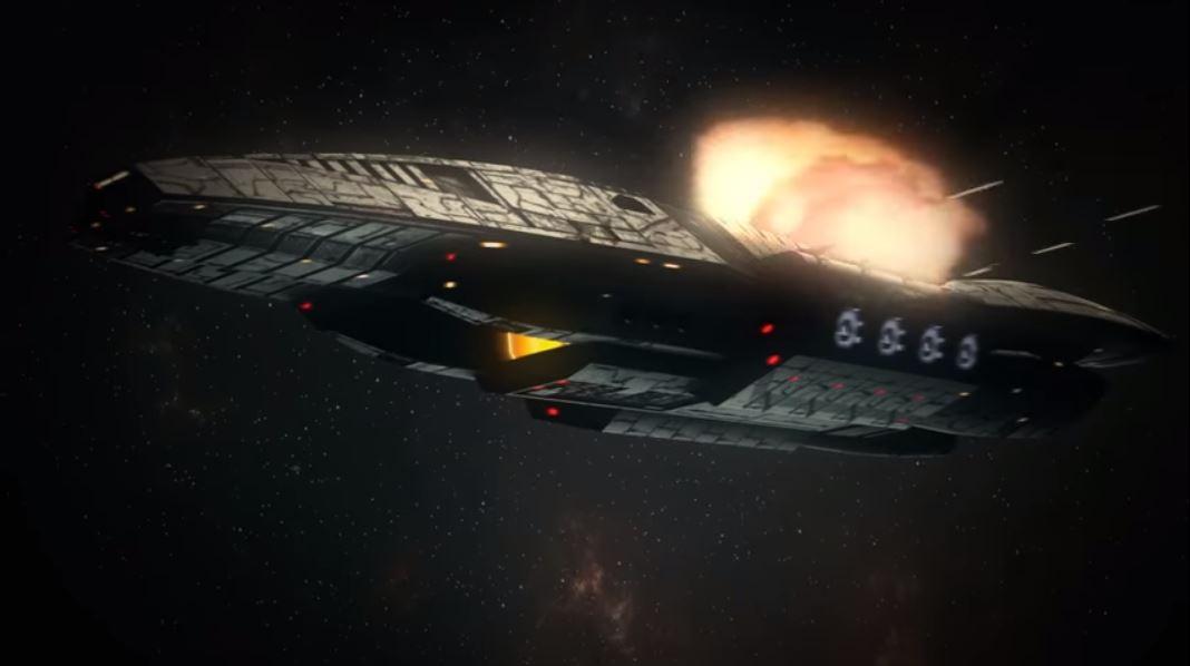 125037a9e3 Battlestar Galactica Deadlock anunciado - Pplware