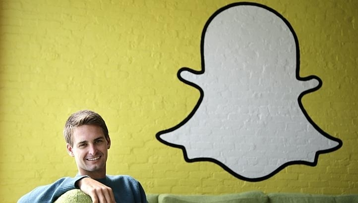 Snapchat mantém prejuízo e crescimento lento de usuários; ações caem