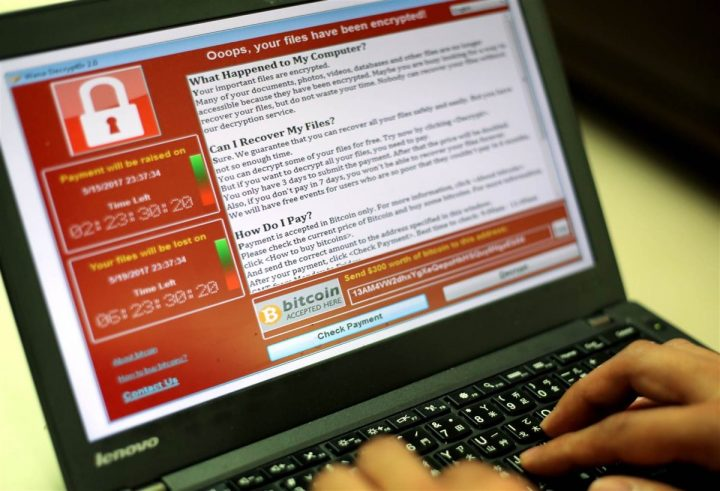 Windows XP WannaCry