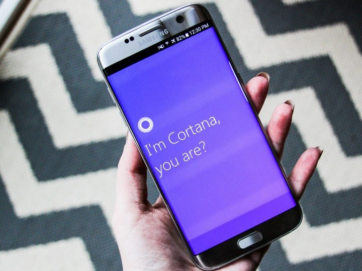 Windows 10 Cortana Android