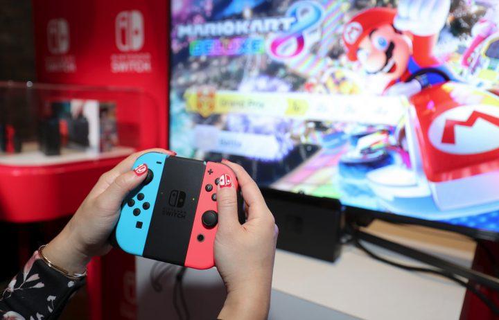 Nintendo, Nintendo Switch, Switch, consola, novo modelo