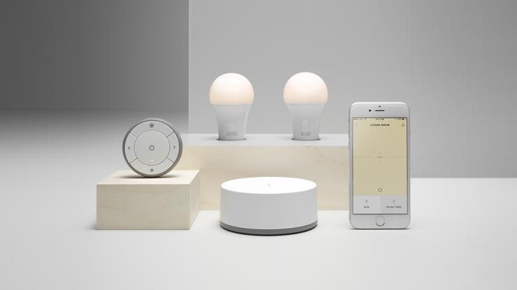 ikea tradfri suporta google home apple homekit e alexa pplware. Black Bedroom Furniture Sets. Home Design Ideas