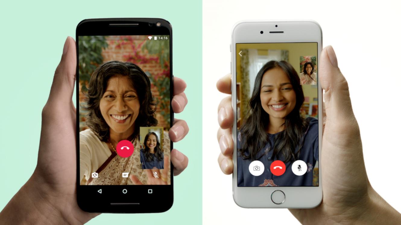 WhatsApp é usado para fazer 55 milhões de ligações de vídeo