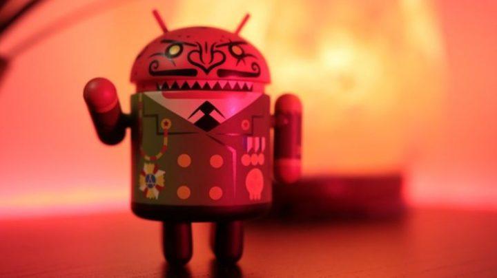 smartphones Android Google malware Triada