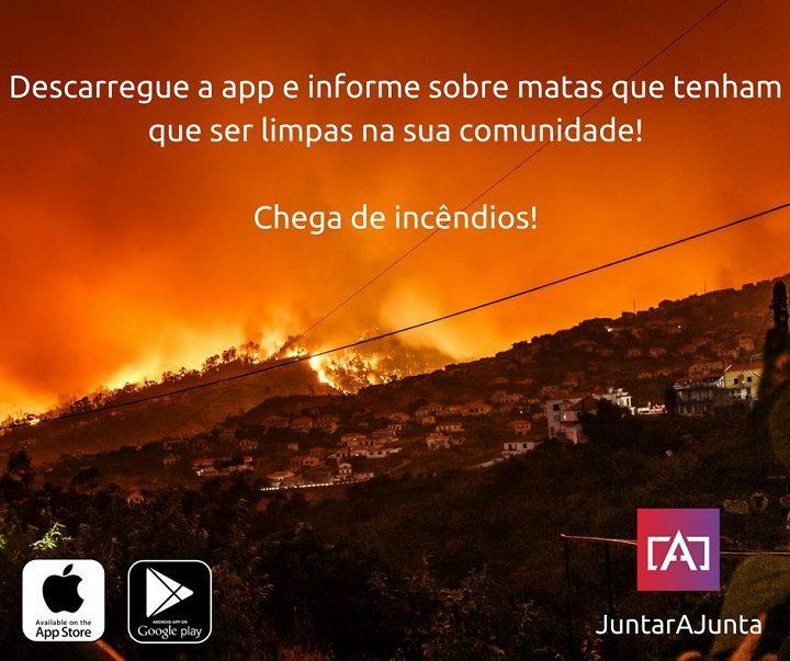 JuntarAJunta - prevenção incendios - pplware
