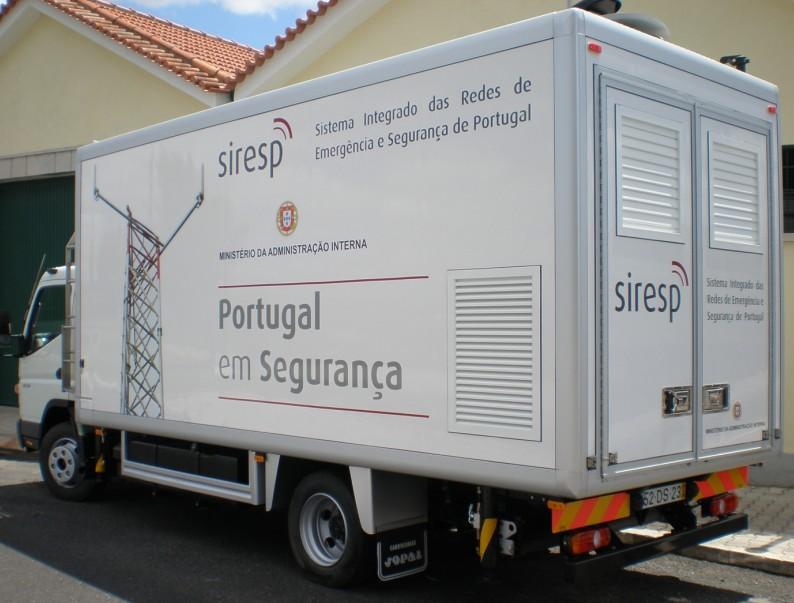 Protecção Civil admite falhas no SIRESP