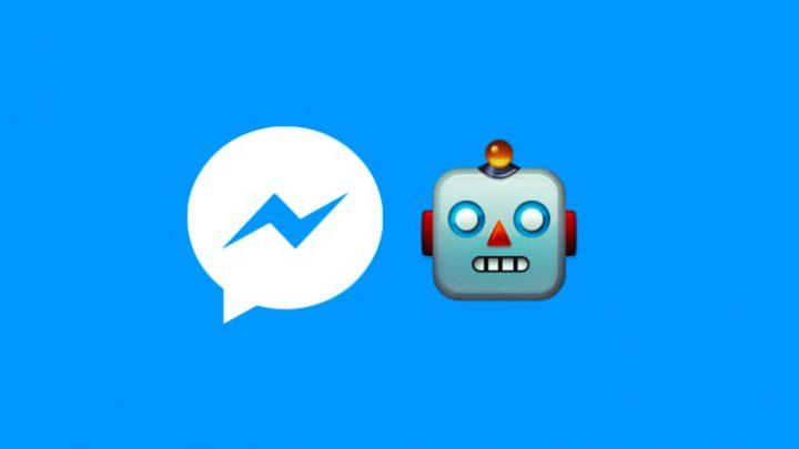 Resultado de imagem para facebook chatbot