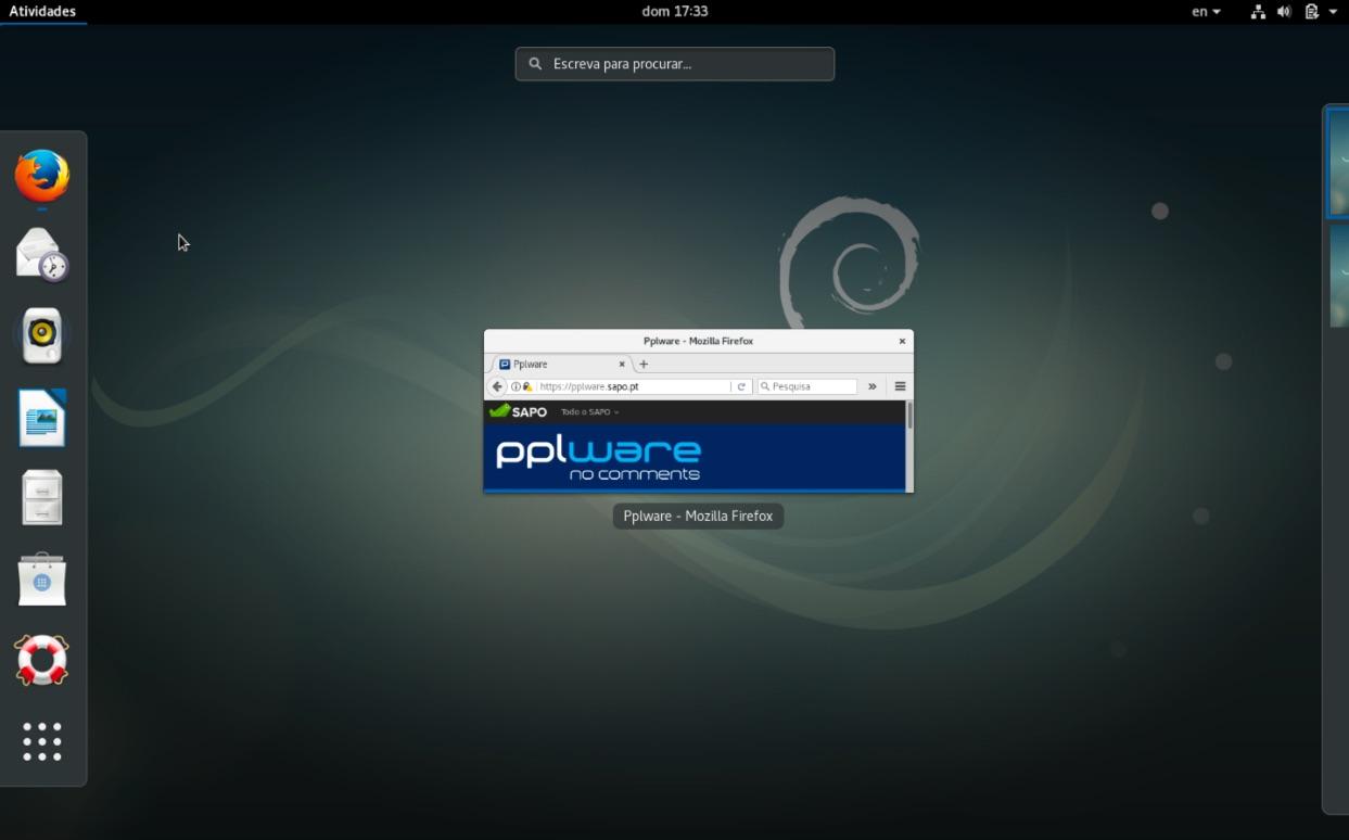 Chegou O Linux Debian 9 0 Stretch Conheca As Novidades