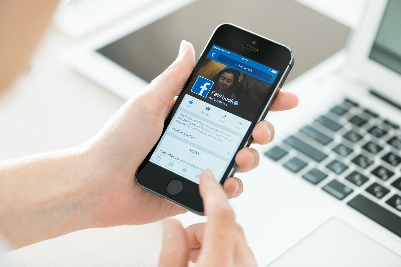 Facebook tem 1.968 milhões de utilizadores mensalmente