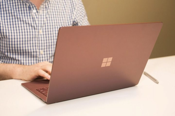 Office Surface Laptop