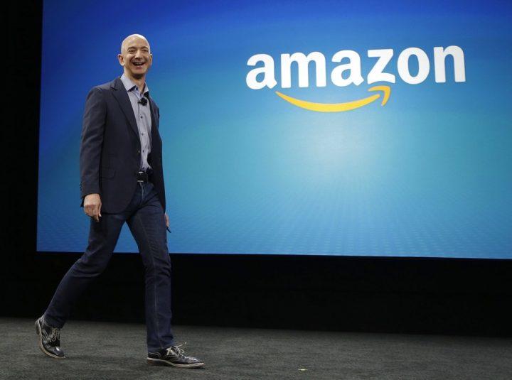 CEO da Amazon