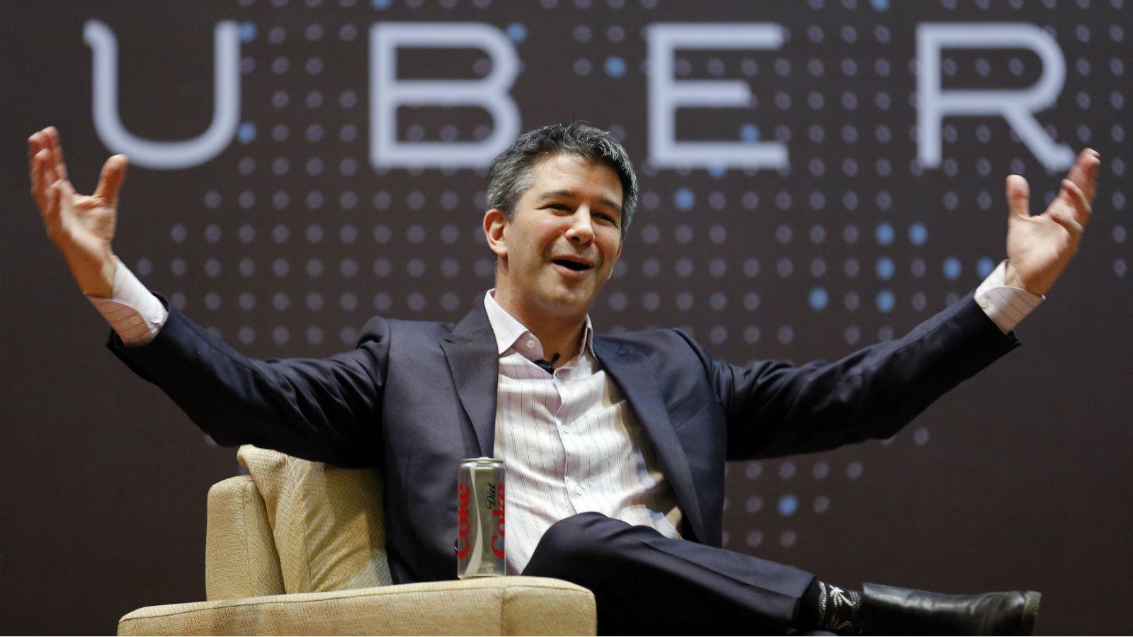 Travis Kalanick abandona o posto de CEO da empresa — Uber