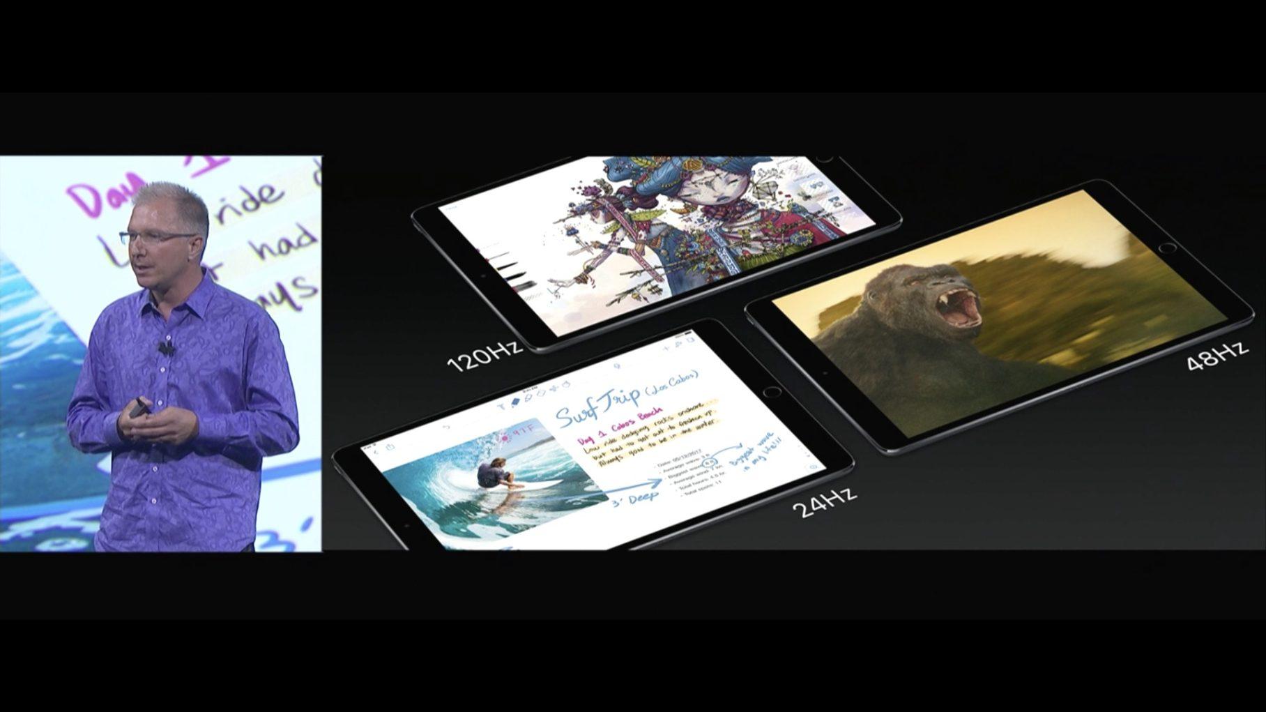 Apple anuncia novas versões de iPad e Macs