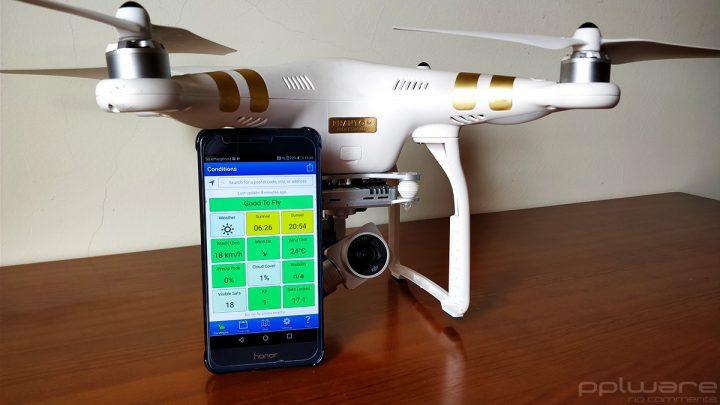 UAV Forecast - drone