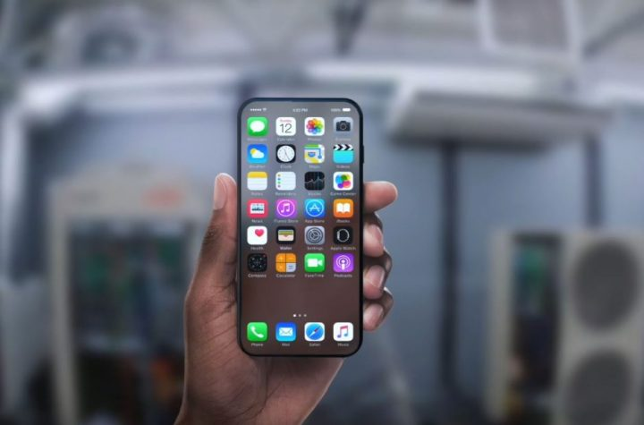 Mockup iPhone 8