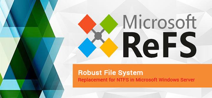 ReFS - Conhece o poderoso sistema de ficheiros da Microsoft? - Pplware