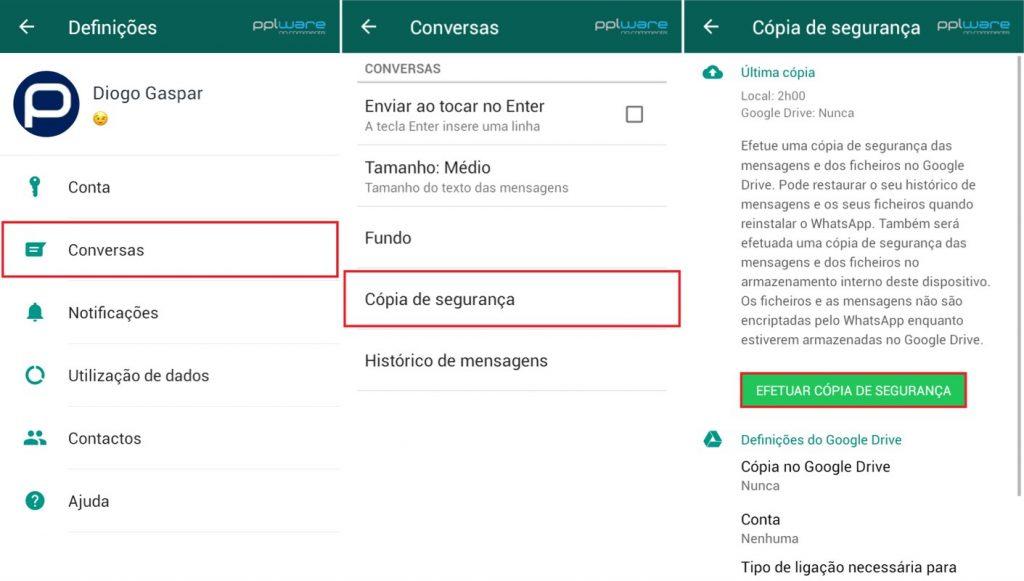 WhatsApp dicas