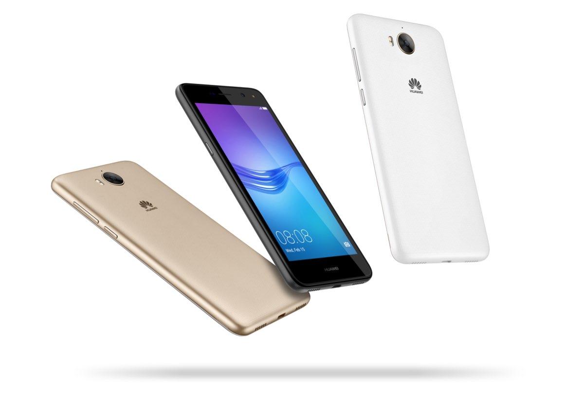 Huawei Y6 2017 chega ao mercado em julho