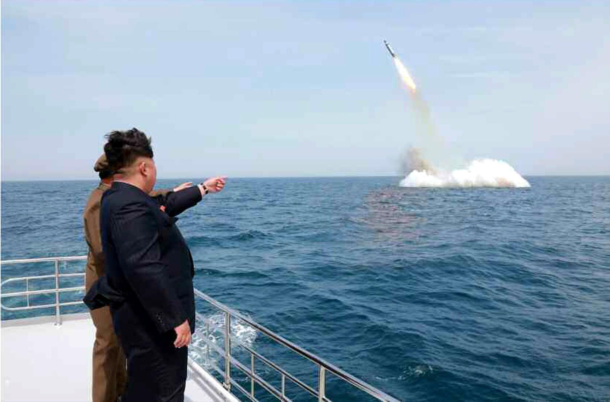 """ad52361b69e A cada teste norte-coreano surgem novas ameaças dos Estados Unidos e a  situação parece estar cada vez mais tensa. """"Fogo e fúria"""" foram as palavras  ..."""