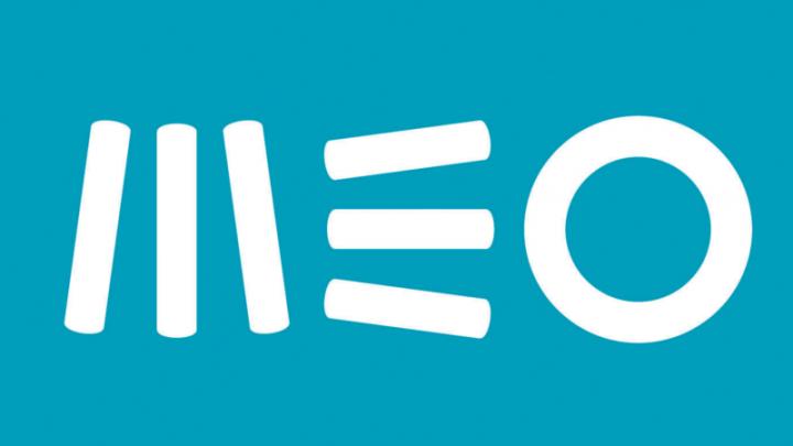 Logotipo da MEO