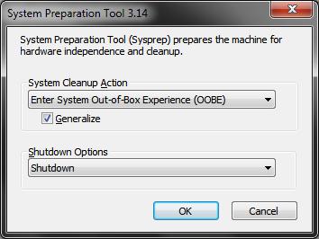 Sysprep: Criar uma instalação personalizada do Windows 10  Sysprep_3