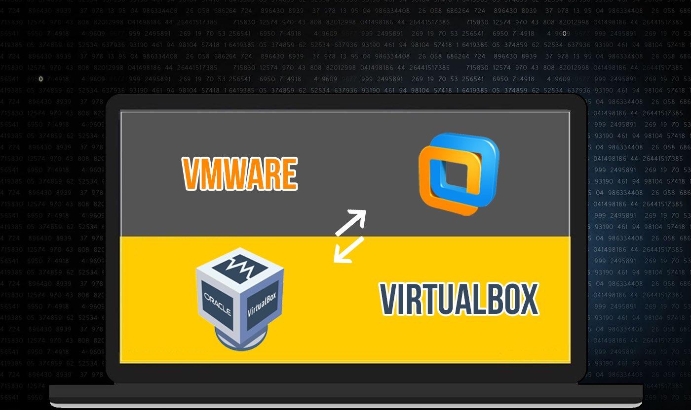 Como converter VMware para VirtualBox e vice-versa