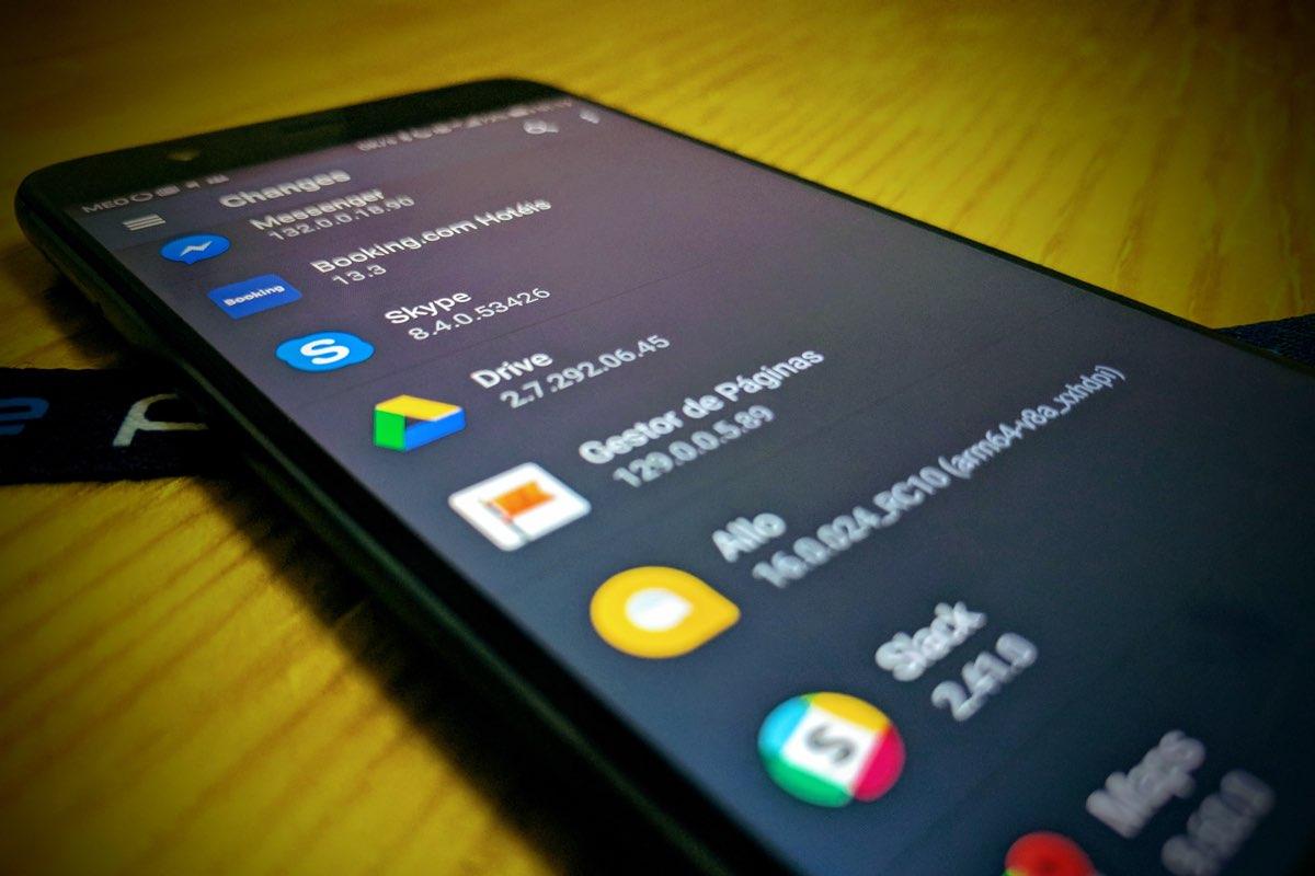 Descubra as novidades das apps que tem instaladas no Android