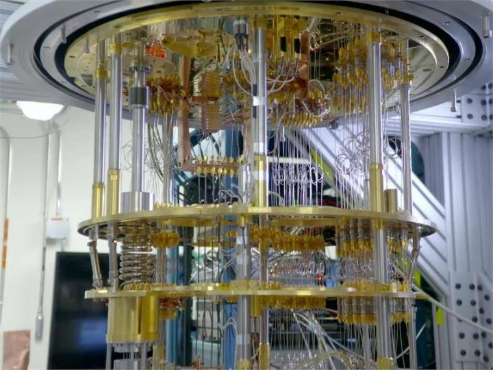 Google computador quântico tecnologia