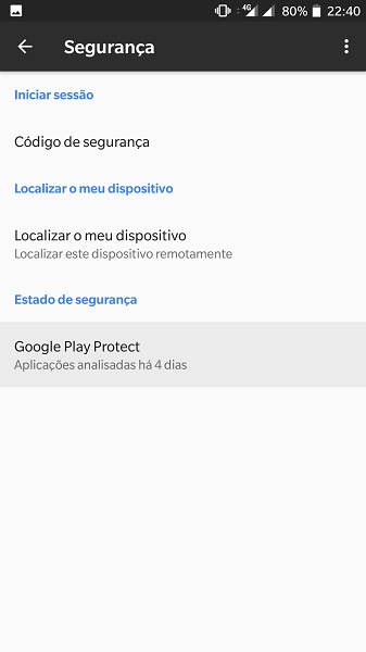 google play protect 3