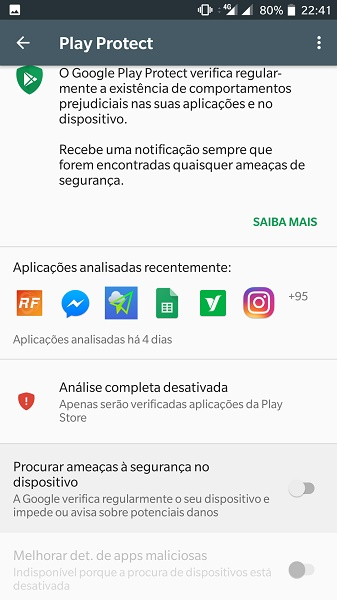 google play protect 4