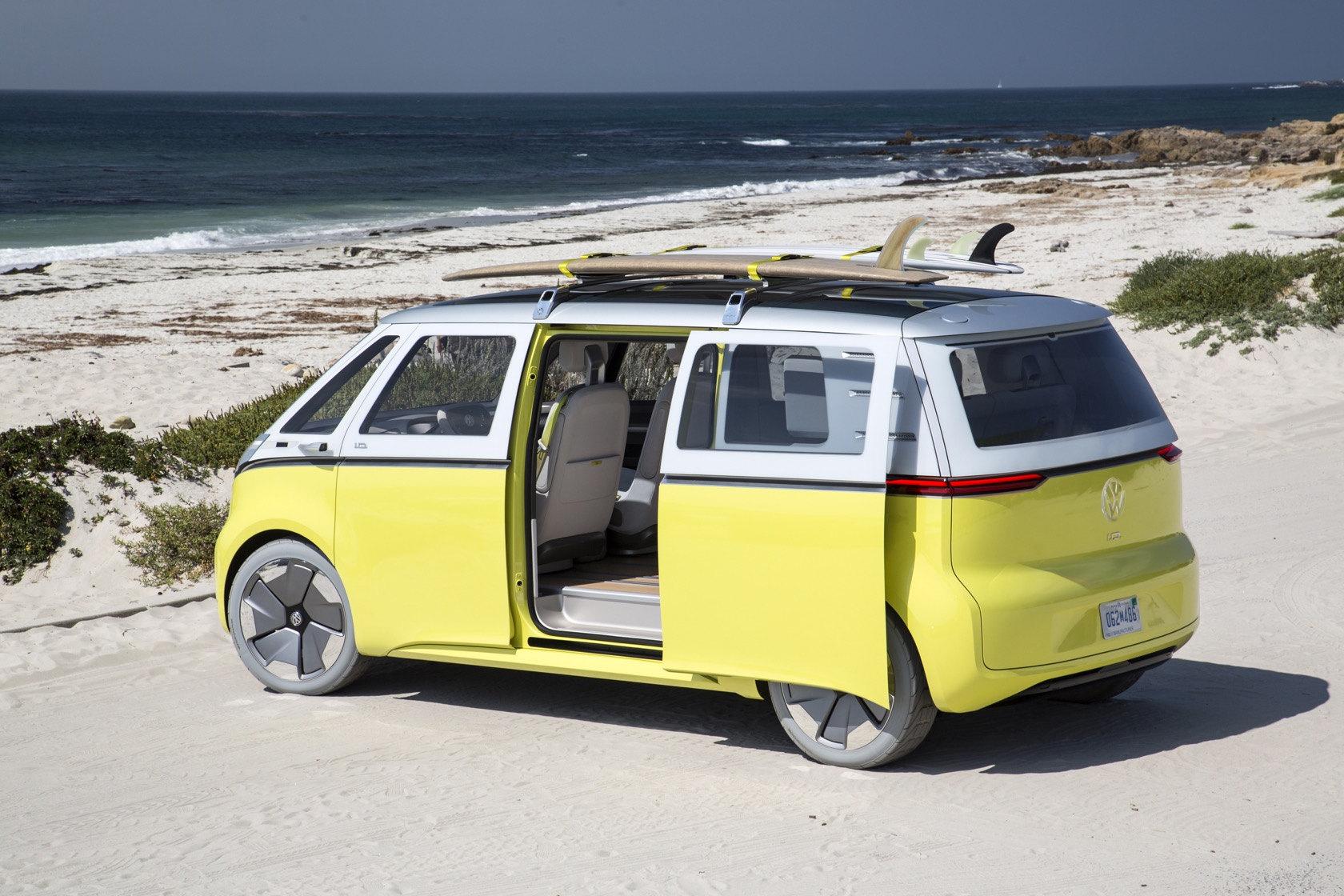 Vídeo: Volkswagen mostra o 'Pão de Forma' do novo século