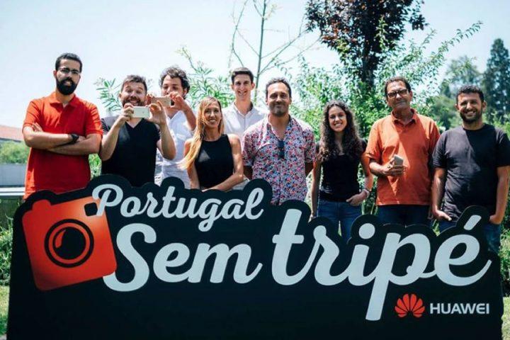 Huawei Portugal sem Tripé