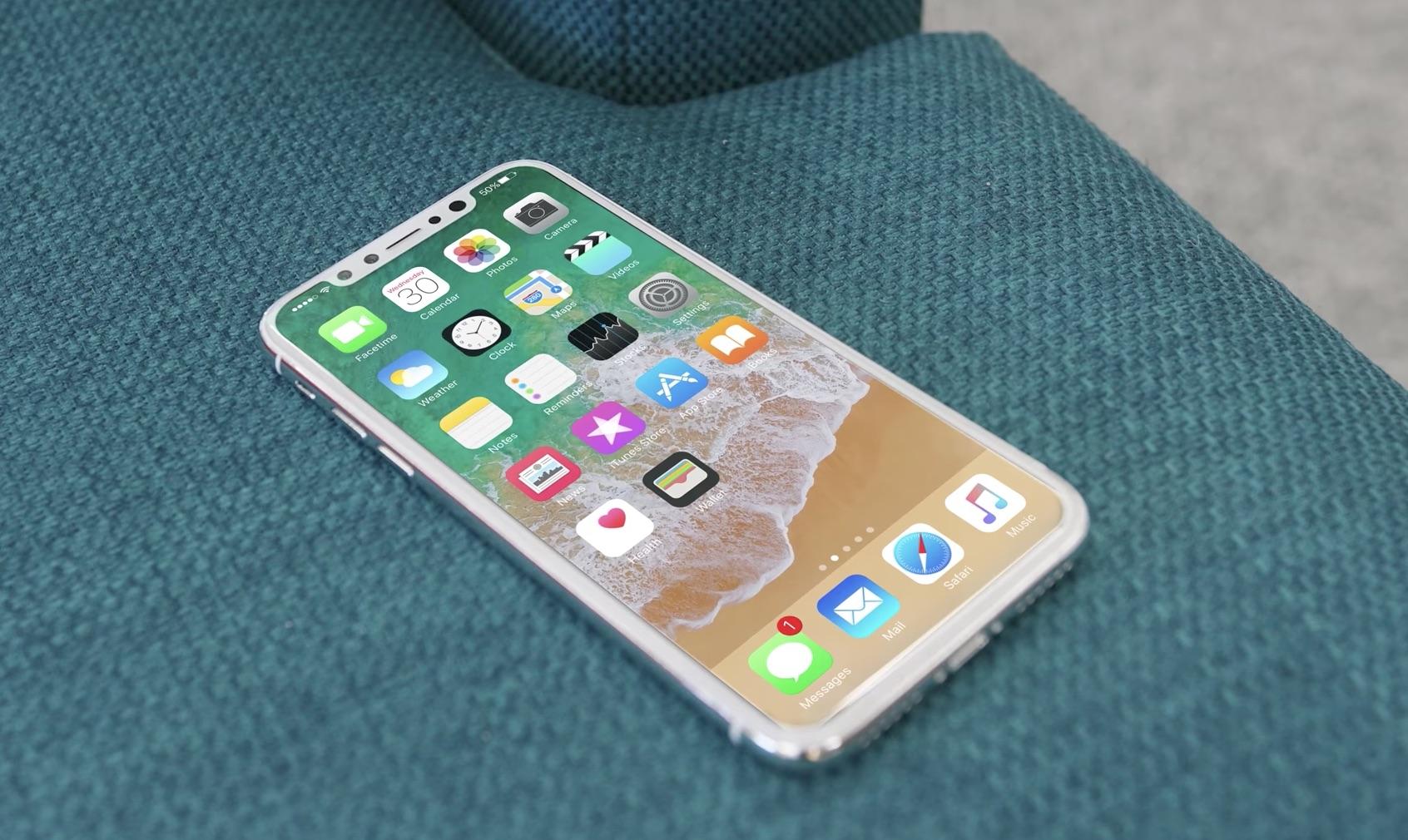 IPhone 8 conta com memória de até 512 GB