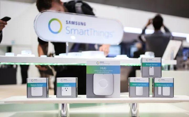 Tizen IoT Samsung