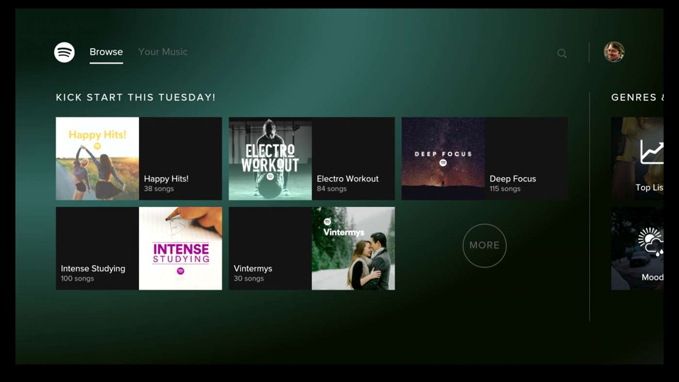 Spotify pode estar chegando ao Xbox One — Rumor