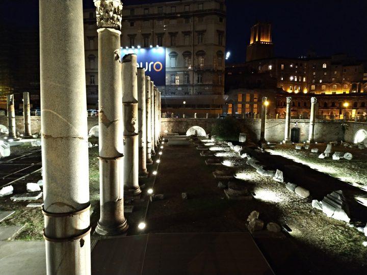 Asus Zenfone 4 - foto noturna