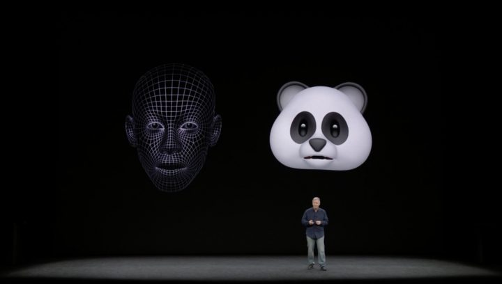 iphone x - animoji 1