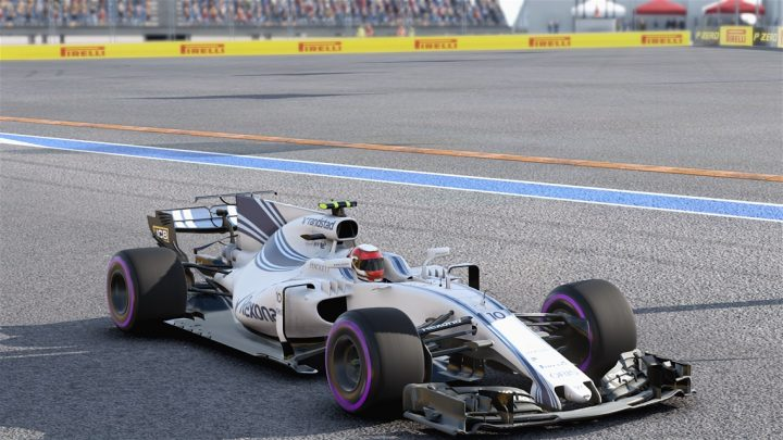 Análise F1 2017